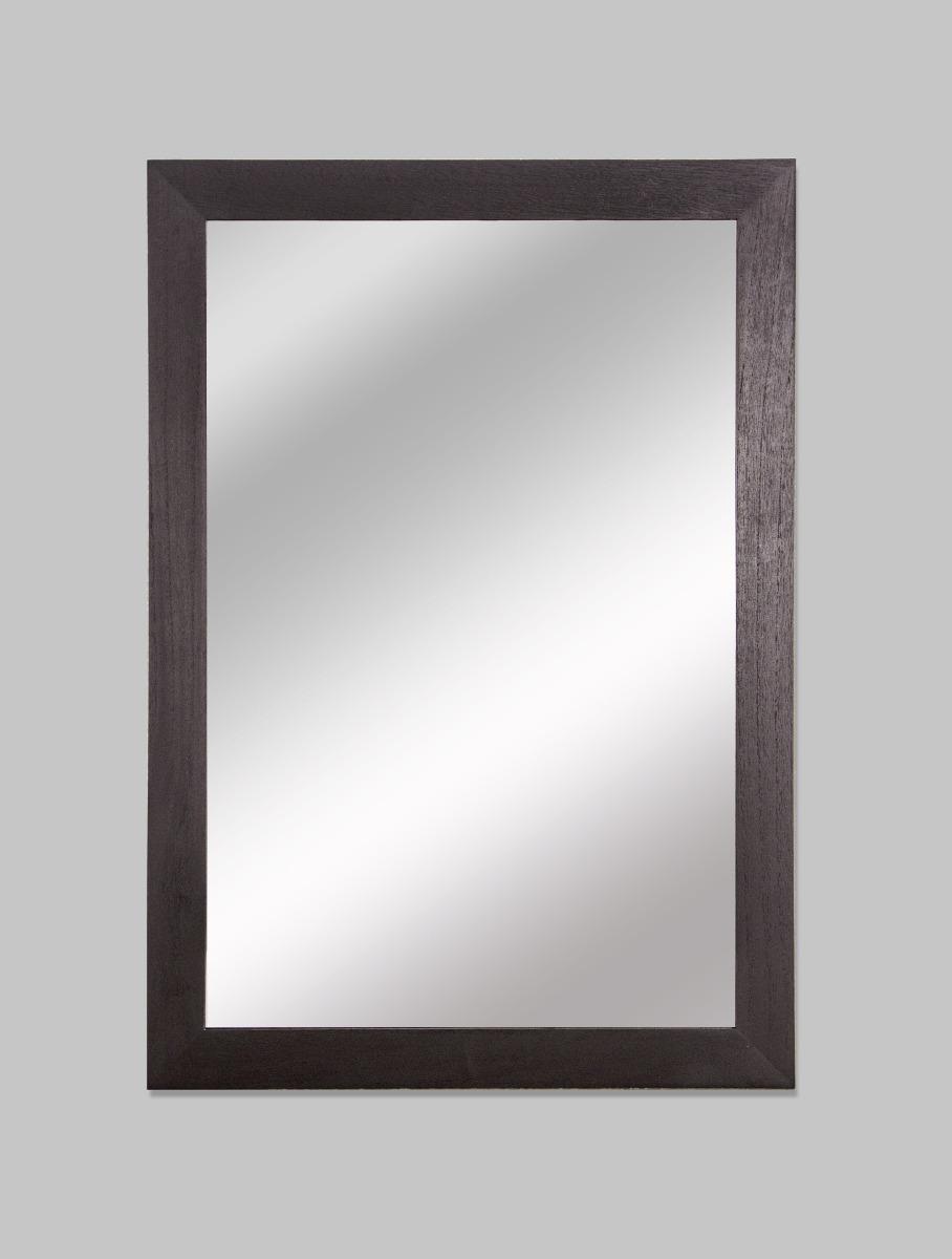 Espejo marco madera espejo mi espejo marco madera y oro for Espejos con marco de madera blanco